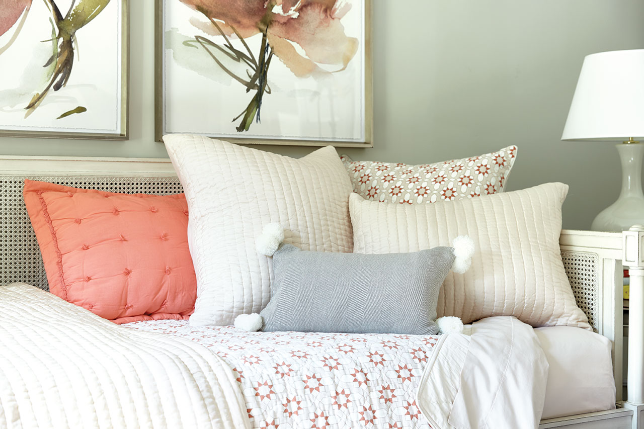 styled daybed